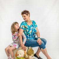 Фотосет с мамой :: Ринат Валиев