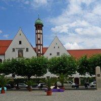 """Аугсбург...женский францисканский монастырь """"Мария Штерн"""" :: Galina Dzubina"""