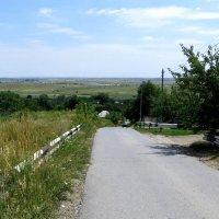 Дорога в Берданосовку :: Татьяна Смоляниченко