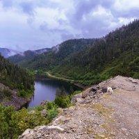 Горное озеро Амут. :: Виктор Иванович