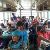 В индийском автобусе :: Evgeni Pa