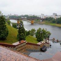 Западная Двина. Витебск. Белорусь :: Сергей Щеблыкин