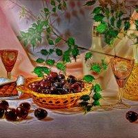 Ягода черешня :: Наталия Лыкова
