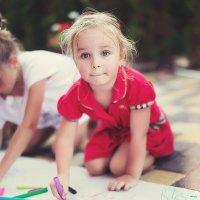 ..Рисую не то, что вижу, а то, что чувствую... :: Лилия .