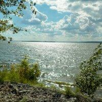 Из далека долго Течет река Волга.... :: Ольга Зубова
