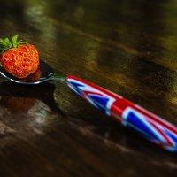 Strawberry breakfast :: Dmitry Ozersky