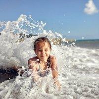 Вечное движение - это море и дети) :: Лилия .