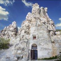 Церковь Сицилийской иконы Божией Матери (Дивногорье.Лискинский район) :: Максим Минаков