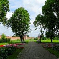 Фрагмент Крепостной стены :: Милешкин Владимир Алексеевич