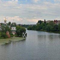 панорама Южного Буга :: юрий иванов