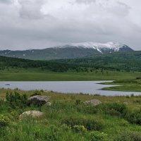 озера,как глаза измученной Земли :: nataly-teplyakov