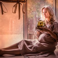 Причуды беременности :: Ольга Токмакова