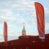 Красная и красное  ... :: Лариса Корженевская