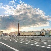 Александровская колонна :: Юлия Батурина