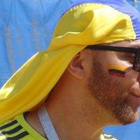 Футбольный фанат из страны вечного лета (Колумбии) :: Люба (Or.Lyuba) Орлова