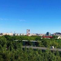 Вид на Сургут с высоты колеса обозрения :: Алла ZALLA
