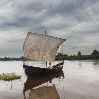 Реконструкция Великого стояния на реке Угре 1480 года :: Светлана Крюкова