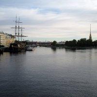 Осенним утром :: AleksSPb