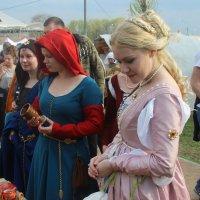 на средневековой ярмарке :: Дмитрий Солоненко