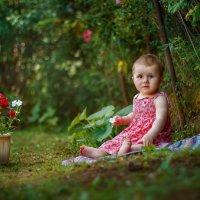 Любимая дочка :: Владимир Пресняков