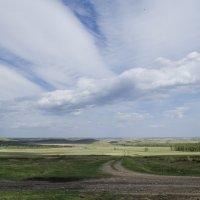 Южно-уральский пейзаж :: Роман Пацкевич