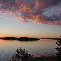 вечер в окрестностях Стокгольма :: Елена