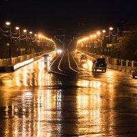 Мост после дождя :: Юрий Вахненко