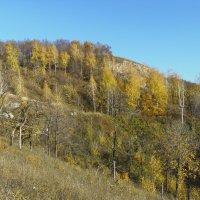 Осень на Сокольей горе :: Наталья Ильина