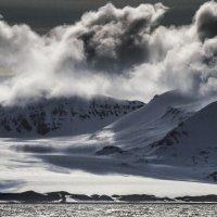 облачные вершины :: Георгий А