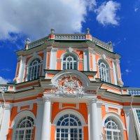 Большая каменная оранжерея в усадьбе  Кусково :: Константин Анисимов