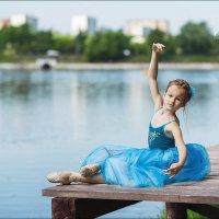 Маленькая балерина :: Ирина Лепнёва
