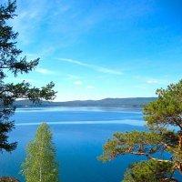Озеро Тургояк :: Татьяна Котельникова