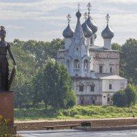 Церковь Иоанна Златоуста в Вологде :: Нина Кутина