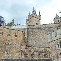 Непреступные стены замка Лихтенштейн, Германия :: Tamara *