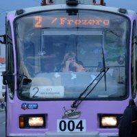 Водитель трамвая....... :: Андрей + Ирина Степановы