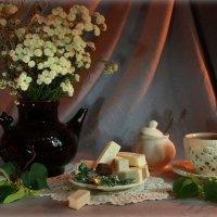 Липовый чай :: Нэля Лысенко