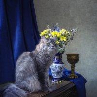 Обязательное фото с цветами :: Ирина Приходько