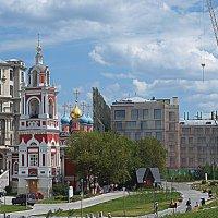 Москва. На Варварке. :: Владимир Драгунский