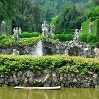 Старинный парк :: Николай Танаев