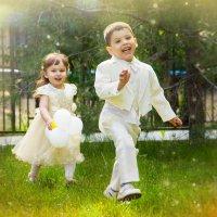 Принц и принцесса :: Александра Ломовцева