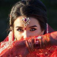 Дианочка в образе Индийской красавицы :: Елена ПаФОС