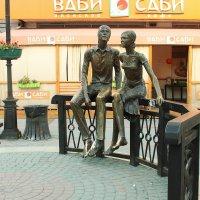 Екатеринбург. Памятники на Вайнера. :: sav-al-v Савченко