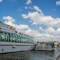 ПРОГУЛКА на Москва-реке. :: Larisa