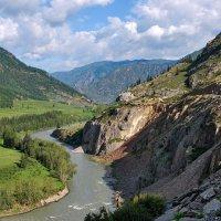 геологический заказник на Чуйском тракте :: nataly-teplyakov