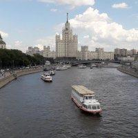 Москва :: Августа