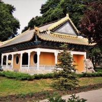 Буддийский храм :: Вячеслав Маслов