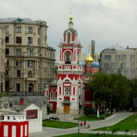 г. Москва :: Павел WoodHobby