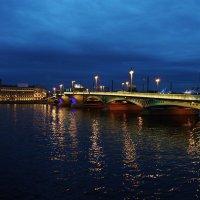 Благовещенский мост. :: sav-al-v Савченко