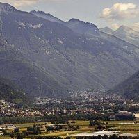 Швейцарские Альпы. :: Константин Тимченко
