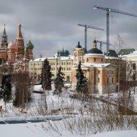 Молодеющая Москва :: Елена Жукова